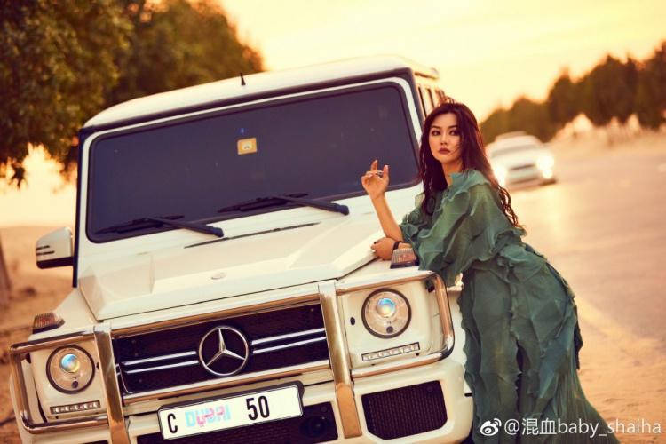 跟著新疆妹看杜拜!她嫁給杜拜富豪「不用擔心錢的生活」…所有人下巴合不起來