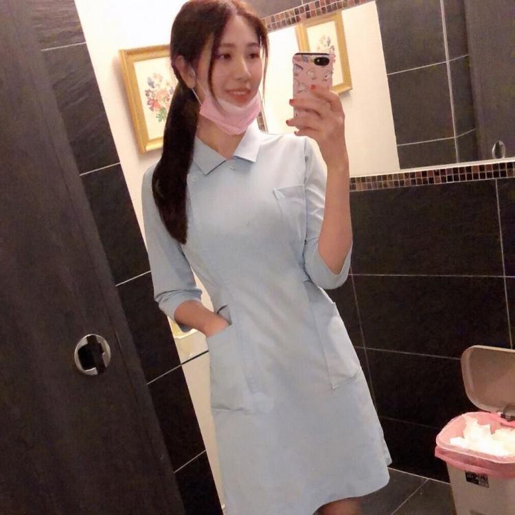 強國人來台就醫被「護理師素質」驚呆了!「天菜巨乳+溫柔台灣腔」網求神:診所在哪?