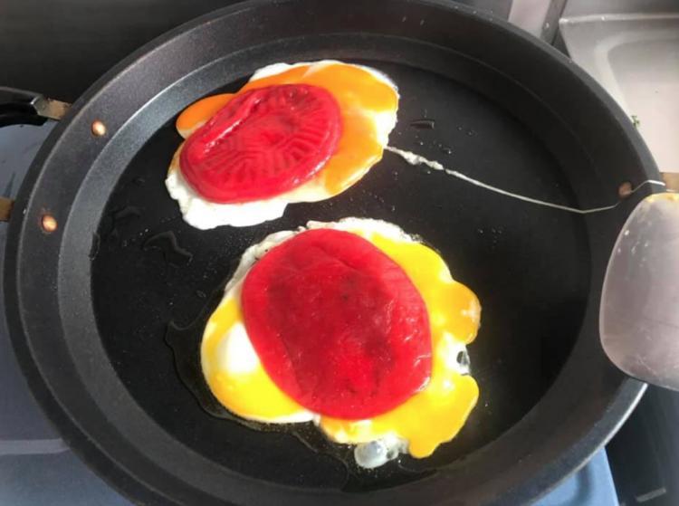 「紅龜粿」還能這樣吃!網友曝「隱藏版料理法」口味超顛覆...吃過回不去了!