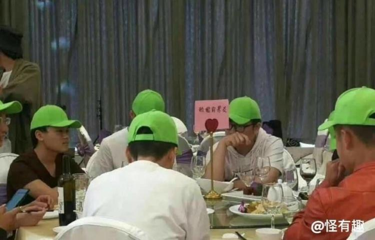 史上最狂婚禮辦桌!滿桌都是「前男友」..畫面和諧讓萬人笑翻!網捧肚:新娘不想結了?