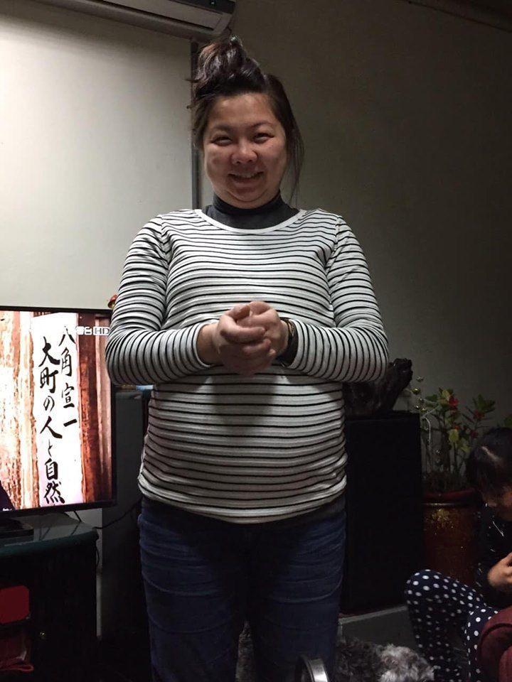 胖到大肚婆!台辣媽大曬懷孕照…產後「83→50公斤極速進化」判若兩人 網友:被美哭~
