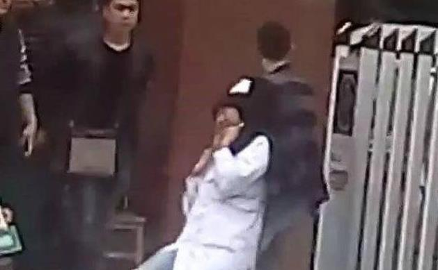 女護士被劫持後身亡