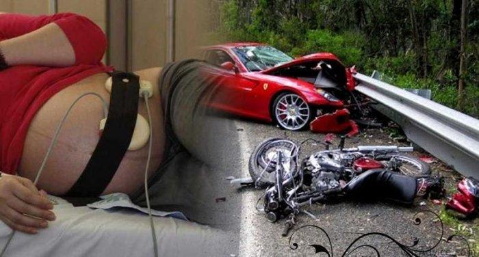 女子車禍死亡,醫生剖開她肚子一看,大家都嚇傻了!!