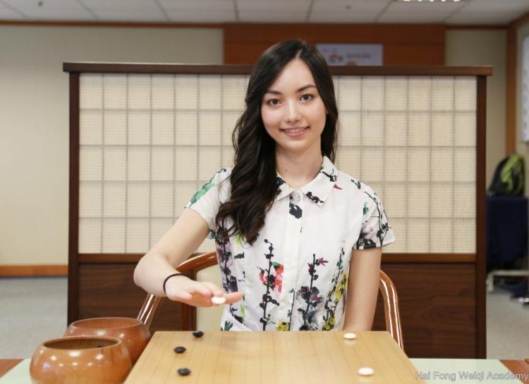 台灣圍棋棋士484太美了!台日對戰日本網友焦點卻全在她身上:第一次希望對手贏