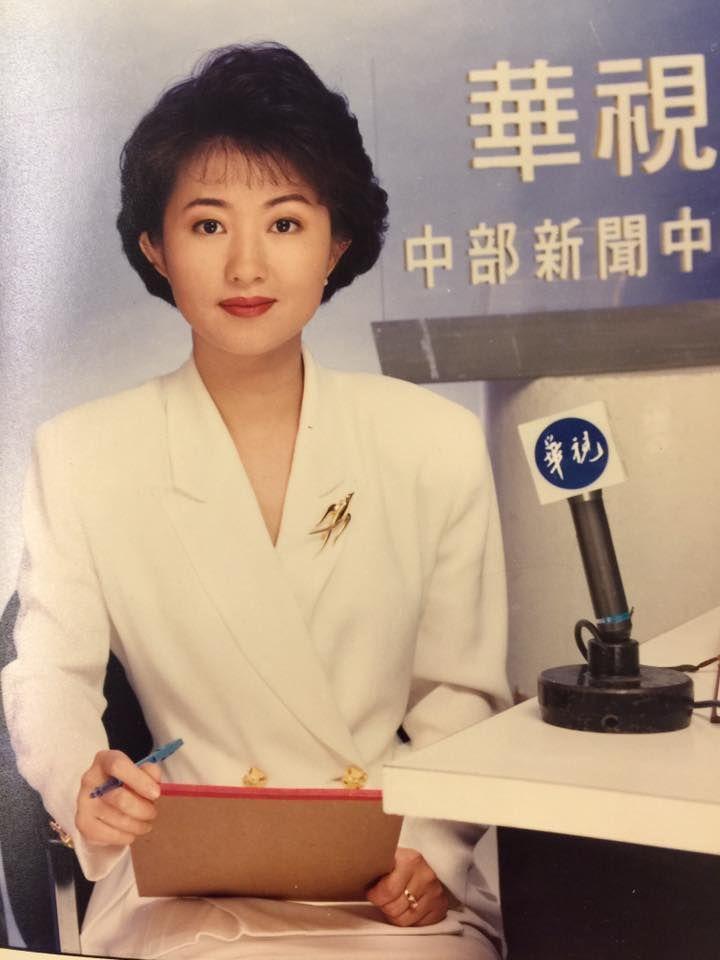 主播品質保證!盧秀燕回到過去照出土...「仙氣100%超高顏值」屌打雞排妹:真D贏了!